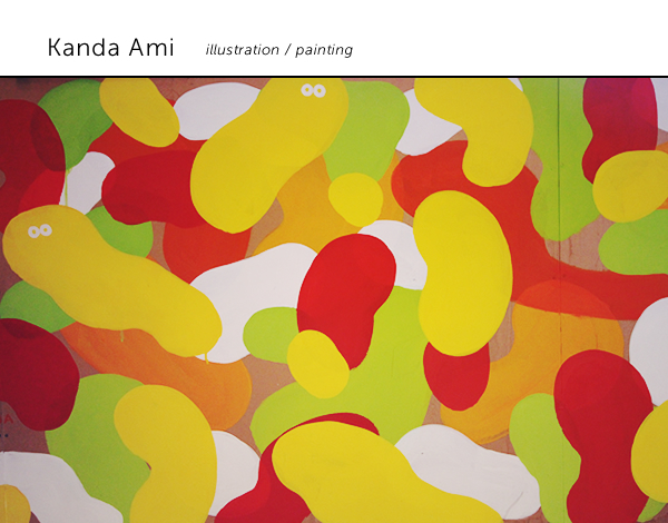 Kanda Ami  illustration / painting